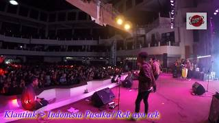 Klantink - Indonesia Pusaka Medley Rek Ayo Rek (ITS EXPO 2017)HD 720