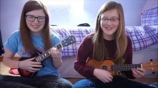 Forever My Father- Ukulele Cover with Emily