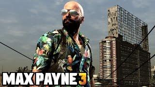 Max Payne 3 #1 - O Início! Legendado em PT-BR