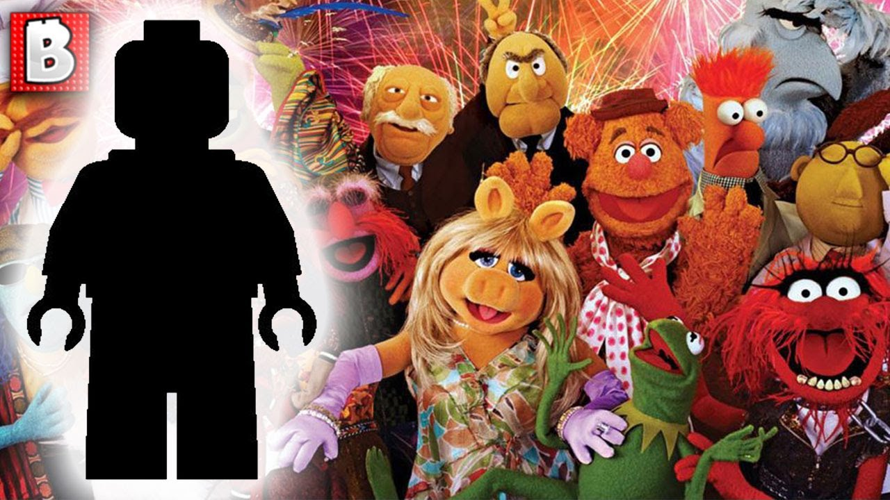 LEGO Muppet CMF Series Coming 2022? LEGO News