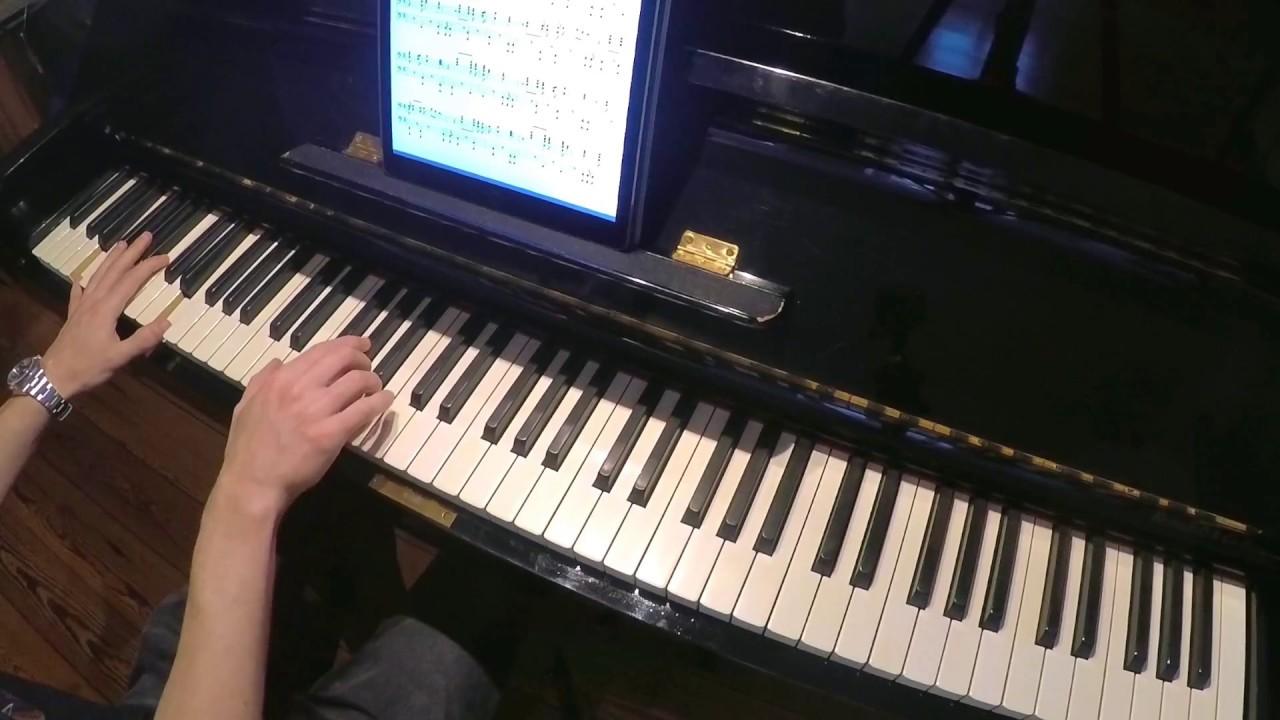 The Unforgiven - Lucifer (TV-Series) - Metallica - Piano Cover [SHEET MUSIC]