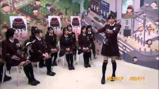 team S:大矢真那、木﨑ゆりあ、松井珠理奈、矢神久美 team KⅡ:秦佐和...