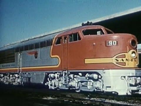 Big Trains Rolling (1955)