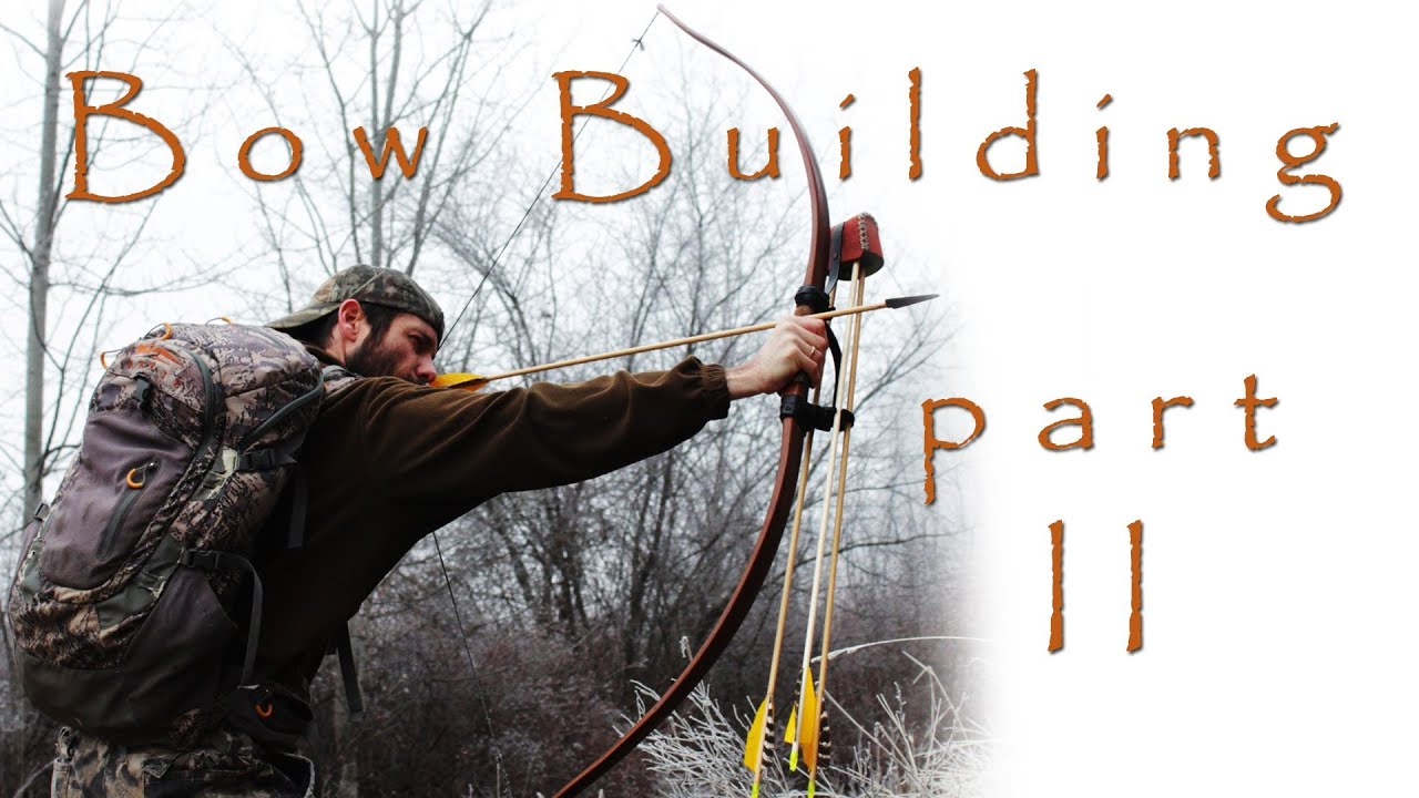 How to make a Longbow - Part 2: Layout & Roughing out