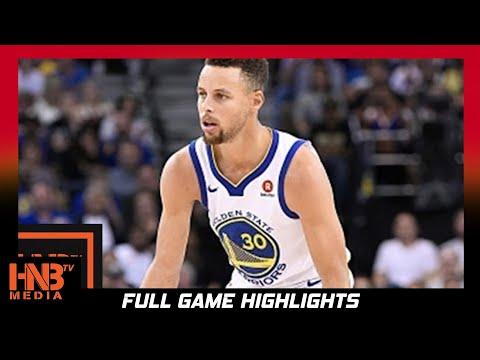 Golden State Warriors vs Minnesota Timberwolves 1st Qtr Highlights / Week 4 / 2017 NBA Season