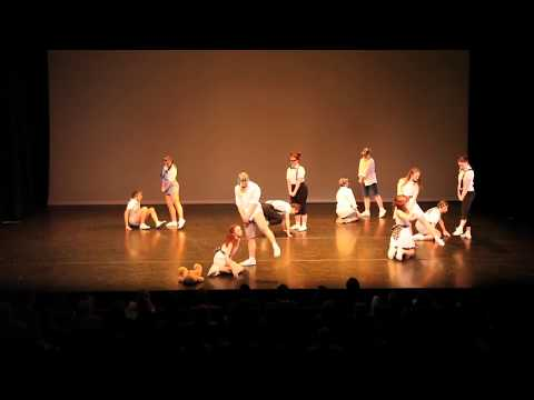 U.Dance NW 2015 Regional Platform: Saturday 21st March Performance (Part1)
