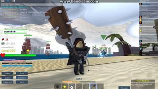 Roblox Arcane Adventures I Doom island weapons