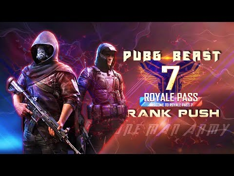 Way to Conqueror Pushing Rank  | PUBG Mobile Live