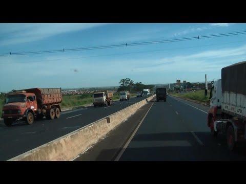 Rodovia BR-050 - Viagem de São Paulo-SP a Brasília-DF- 7a Parte
