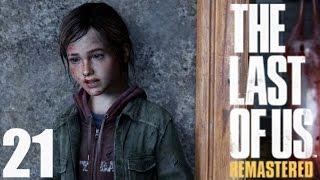 The Last of Us Remastered прохождение с Карном. #21