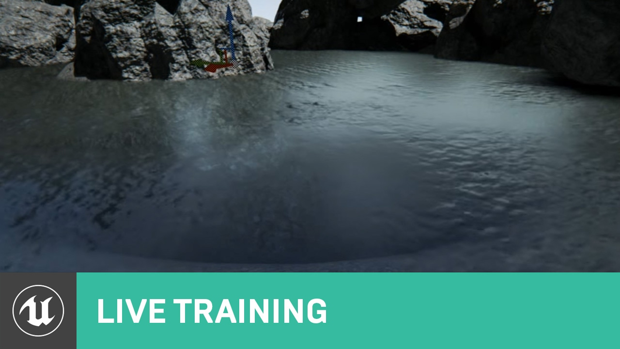 Translucent Water Detail | Live Training | Unreal Engine