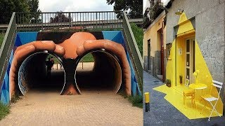 Top 50 Most Creative Street Art In The World