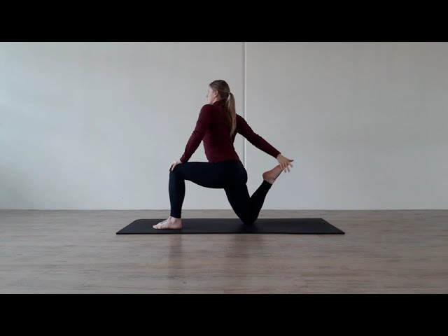 MOVEMENT VIDEO - A Short Stretch Flow