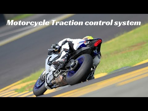 Motorcycle traction control system - How it works???