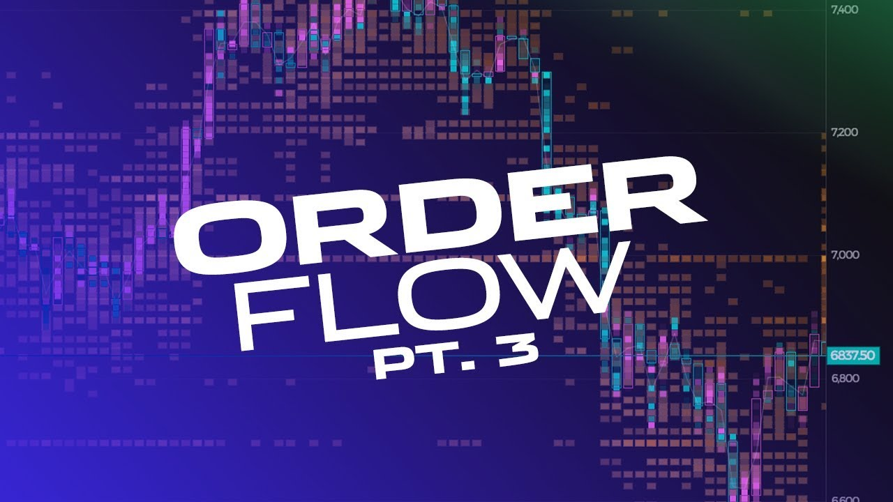 Day Trading Order Flow 3 (Simple Method)