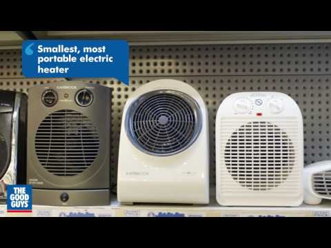 Heater Buying Guide   The Good Guys