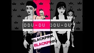 BLACKPINK (DDU-DO DDU-DU) MUSIC 🎶| AVAKIN LIFE افاكين لايف