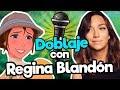 FANDUB (Doblaje TARZÁN) con Regina Blandón/ Memo Aponte