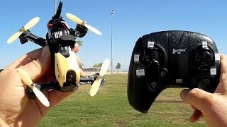 Hubsan H122D X4 Storm RTF FPV Racer Flight Test Review