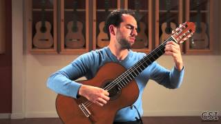 Adam Levin plays Sakurai 'Concert-R'