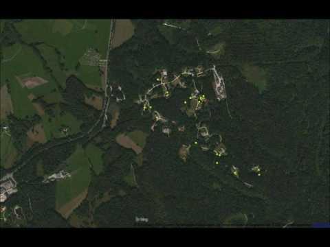 GPS-Tracking Freilichtmuseum Salzburg