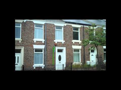Get Carter film locations part 5 Las Vegas boarding house