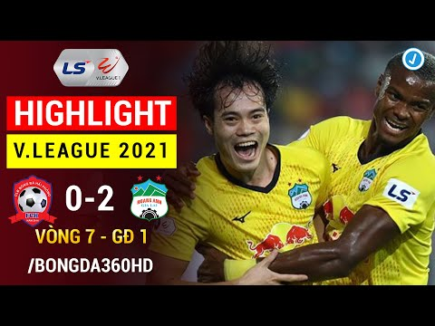 Hai Phong Gia Lai Goals And Highlights