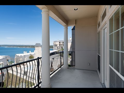 Villas on Travis Lock and Leave Lifestyle Condominium Overlooking Lake Travis