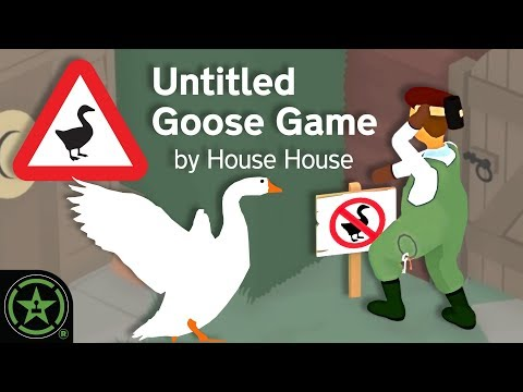Toughest Puzzle Game Ever? - Untitled Goose Game | Play Pals