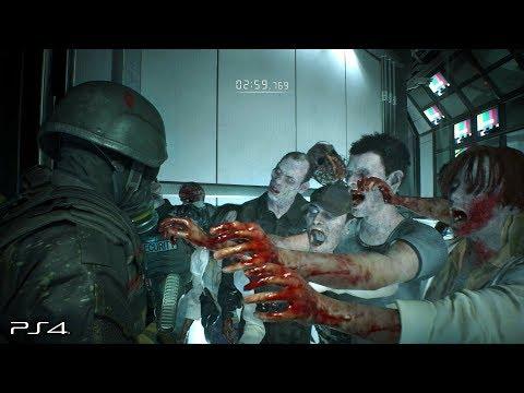 Resident Evil 2 Remake: Forgotten Soldier DLC No Damage - The Ghost Survivors (PS4 PRO)