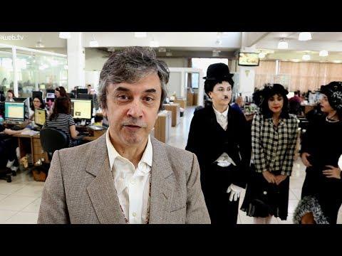 Dia 15 tem Charlie Chaplin em Sapiranga