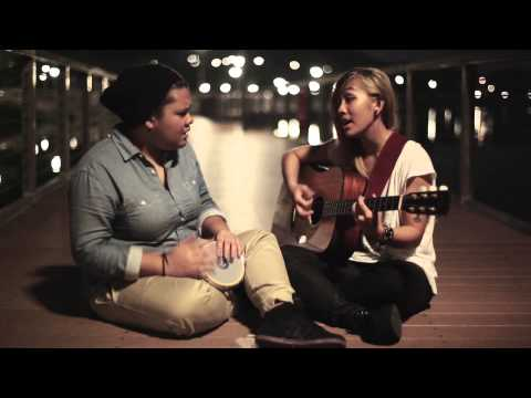 Diamonds by Rihanna Jean Goh & Wan Fadhillah Acoustic Cover