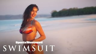 Irina Outtakes SI Swimsuit 2014