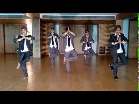 ABCD 2 Hey Ganaraya - Costume rehearsal Meluha Rodas HK Week 2015 - Choreographed by Pawan Devadiga.