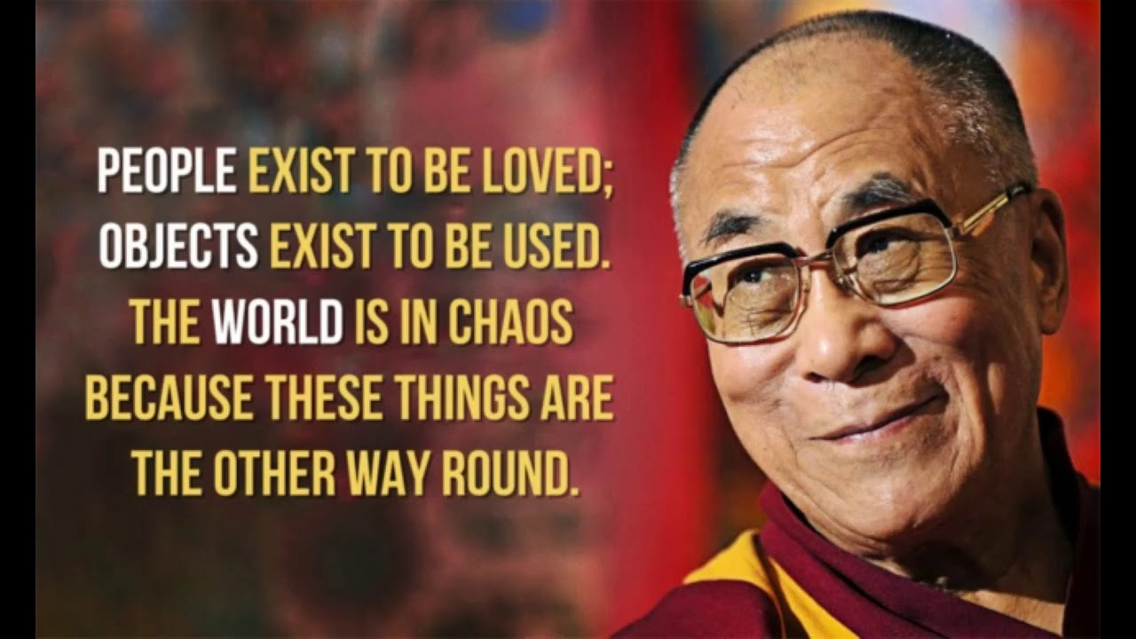 Dalai Lama Quotes Of Wisdom Youtube