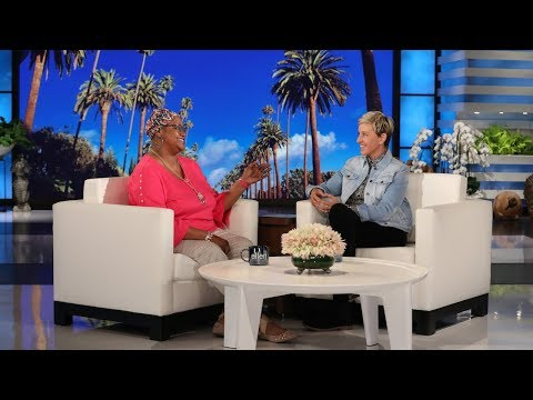 Ellen Surprises One of the Shows Most Memorable Guests