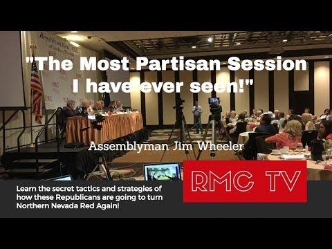 July RMC Vlog with  Assemble Members Jim Wheeler Ira Hanson Lisa Krasner Jim Marchant & Jill Tolles