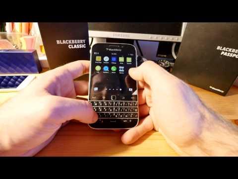 Blackberry Classic Q20 im Test [4K Deutsch]