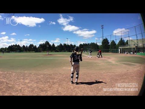 [ITV] Mélissa Mayeux (baseball) #NOSPARIS2024