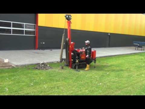 Piling Equipment B 25 Drop Hammer