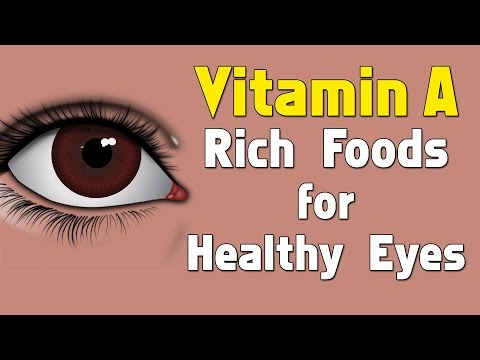26 Foods High In Vitamin A For Healthy Eyes