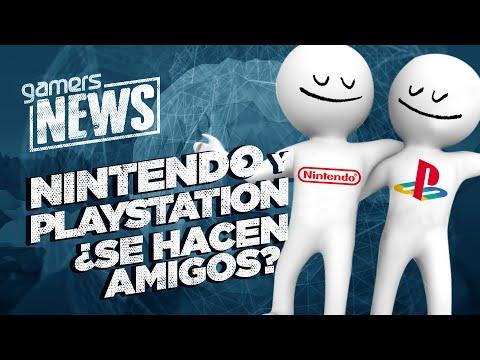 Gamers News - Nintendo y PlayStation ¿se hacen amigos?