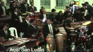 Ensamble de Marimbas San Lucas Sacatepéquez 2013.