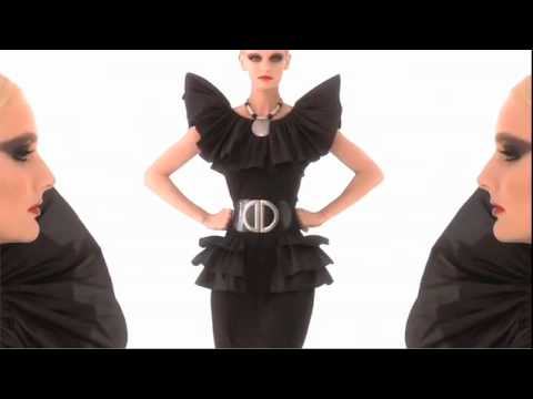 Model Lydia Hearst stars in Fashion Show for Marc Bouwer Spring 2010