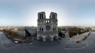 360° Un Hommage à Notre Dame De Paris