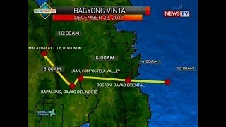 BT: Weather update as of 11:44 a.m. (Dec. 22, 2017)