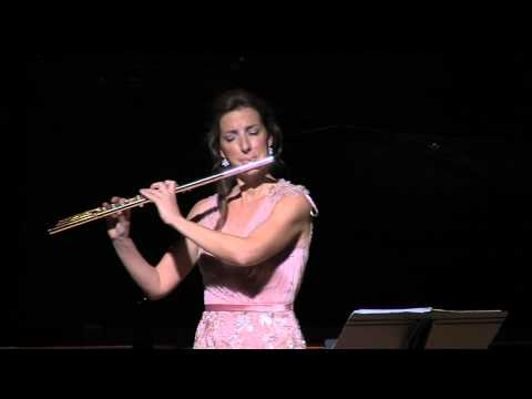 "Claude Debussy (1862-1918) ""Syrinx"" for flute"
