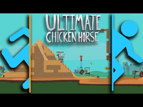 BEST PLAY IN GROUP HISTORY | Ultimate Chicken Horse Gameplay Part 11