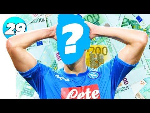 VENDEMOS ELE POR €130 MILHÕES E CONTRATAMOS MARADONINHA | FIFA 19 - Modo Carreira Napoli #29
