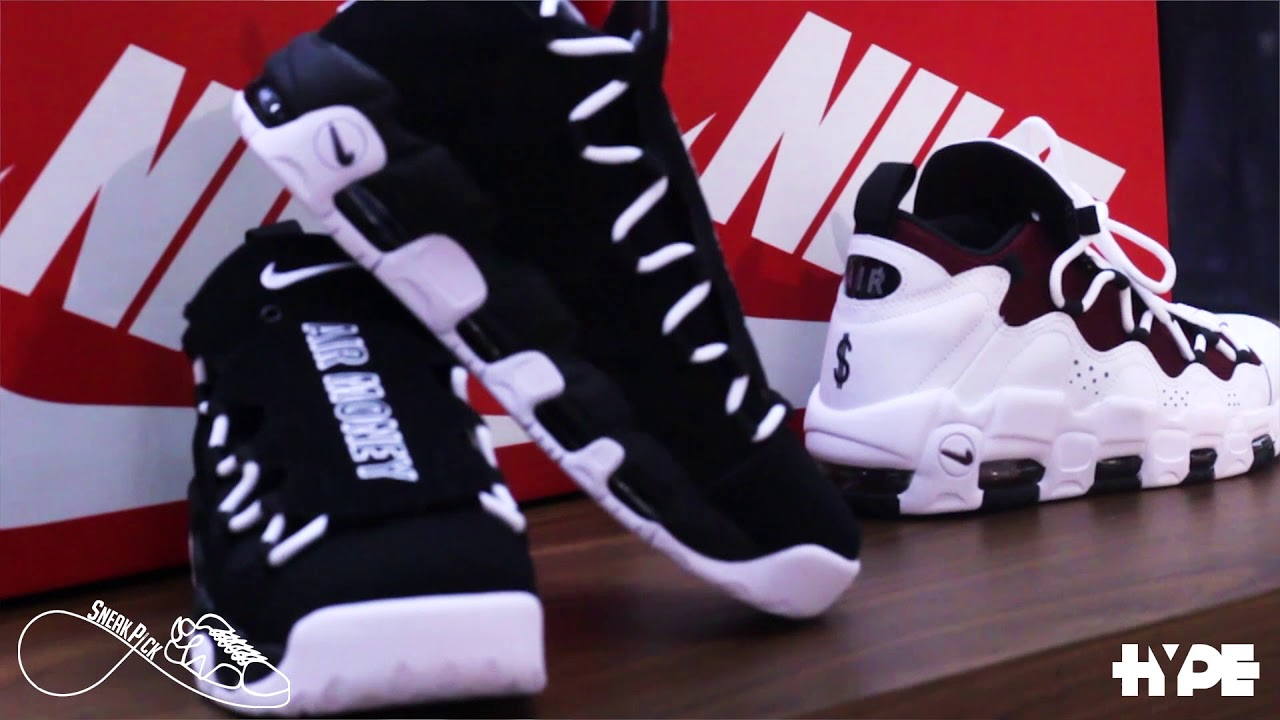 Hype Store Presents Nike Air Money Review